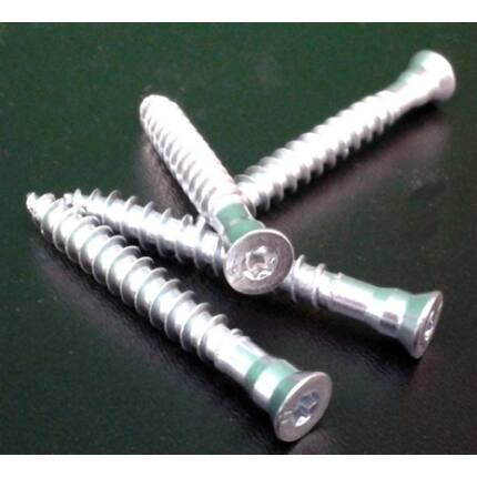 Csavar csomóponti lemez rögzítő csavar 6,0x50 mm fához Torx  OR