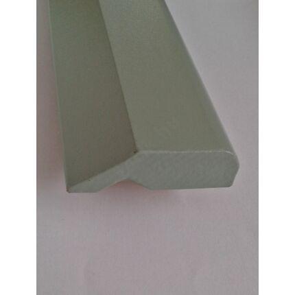 Bútordíszítő párkányléc MDF  fóliás Zöld szín 2070x60x18  koronaléc 4.sz. akció