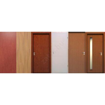 Beltéri AJTÓLAP  dekorfóliás 84x206 cm tele vegyes szín szépség hibás ALX2