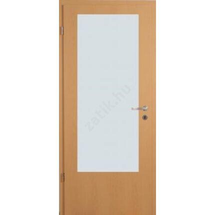 Beltéri ajtó dekorfóliás Bükk szín 100x210x12 cm 2/3 FATÖRZS ÜV balos XX MAS 432 szépséghibás