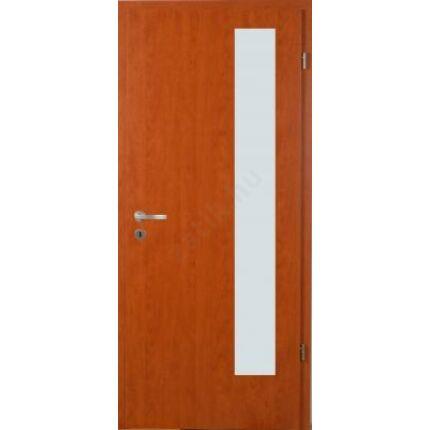 Beltéri ajtó dekorfóliás  Calvados szín  75x210x12 cm balos A homok  MAS370 útólag szerelhető tokkal