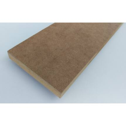 Polclap natúr farost MDF  930x180 mm 16 mm vastag