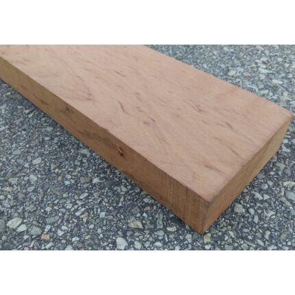 Moabi mahagóni fa fűrészáru hobby fa 50 mm OF. 1000 mm alatt szárított szélezett afrikai Körte