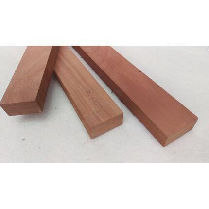 Khaya mahagóni hobbyfa 40x60-80x1000 mm