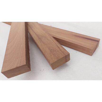Dibetou fa fűrészáru 40 mm OF. 1000 mm feletti  Afrikai Dió szélezett szárított