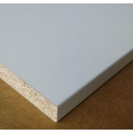 Konyhai munkalap laminált 2250x600x38 mm fehér matt 81106) 484. sz