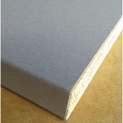 Konyhai munkalap laminált 2050x600x28 mm Titán 5853 PE konyhapult 487.sz