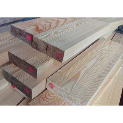 Vörösfenyő fűrészáru hobby fa 45x140x400-500 mm OF