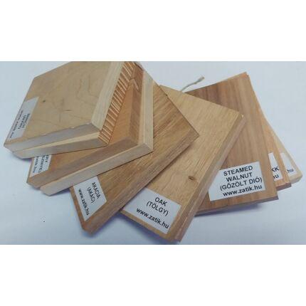 Vegyes európai fafaj faminta darab 10x70x100 mm 202. sz