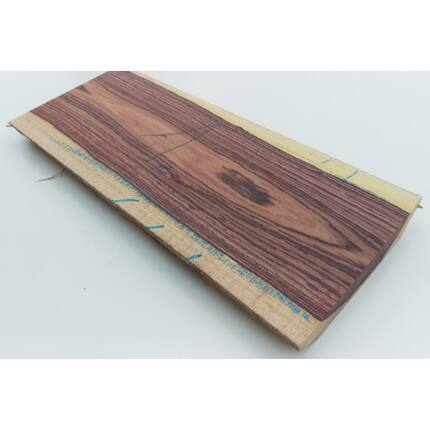 Kingwood királyfa hobby fa 27x130x400 mm 1. sz