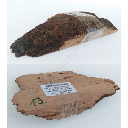 Rózsafa gyökér cse csen 30x110x230 mm 13. sz  0,41 kg Caribian Rose wood burl