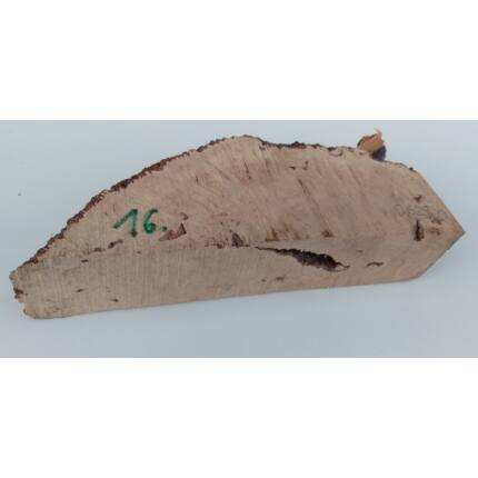 Rózsafa gyökér cse csen 45x 80x220 mm 16. sz  0,62 kg Caribian Rose wood burl