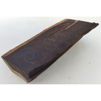 Ébenfa darab hobby fa 35x100x270 mm  3.sz. Ebony szélanyag
