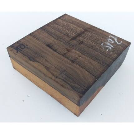 Ziricote hobby fa  50x 160x160 mm  10. sz