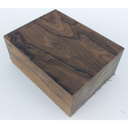 Ziricote hobby fa  55x 100x130 mm  39. sz