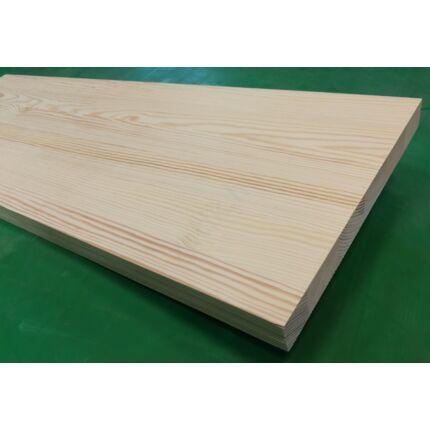 Asztallap táblásított borovi fenyő TM 30 mm  1700x750 mm  OF. 1,27 m2 / 21 kg / tábla