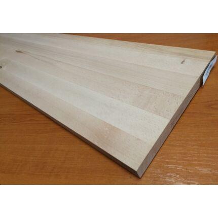 Polclap bükkfa 1100x280 mm 25 mm vastag HT polcok lépcsőlap bükkfa