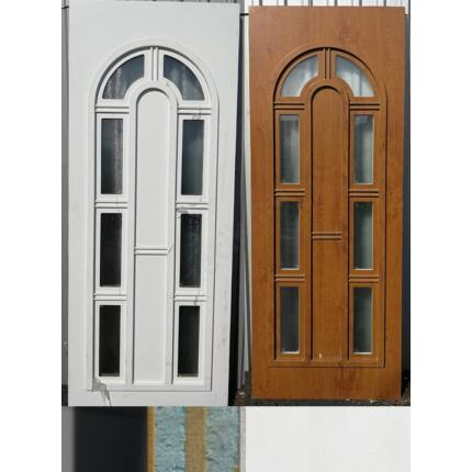 Bejárati ajtólap BETÉT 72x185 cm hőszigetelt