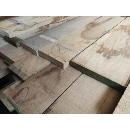 Tölgyfa fűrészáru hobbyfa 27 mm 1 m alatti OF SZÉLEZETT SZÁRÍTOTT
