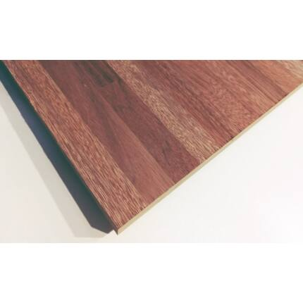 Konyhai munkalap táblásított mahagóni fa GOMBE HT 30 mm 3000x650 mm  1,95 m2 / tábla TRO ZA  HU++