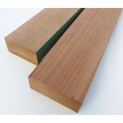 Bosse fa fűrészáru hobbyfa 52 mm 1000 mm alatt OF. szárított GUAREA CEDRATA