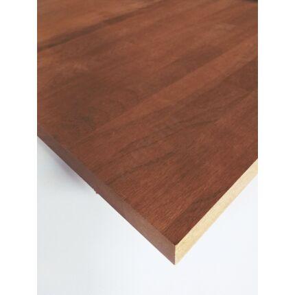 Konyhai munkalap táblásított mahagóni fa SAPELLI HT 30 mm 2500x650 mm  1,62 m2 / tábla TRO ZA  HU++