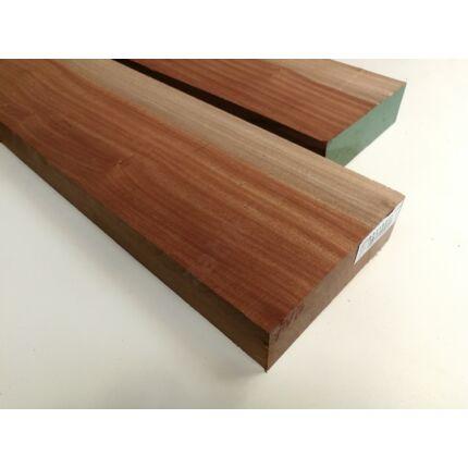 Kotibe fa fűrészáru hobbyfa 52 mm 1000 mm alatt OF. szárított Danta fa