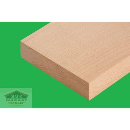 Gyalult bükkfa deszka gőzölt  18x 95x1050 mm gyalult bükkfa MF HU++
