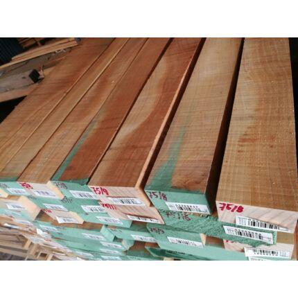 Cédrusfa fűrészáru 52 mm OF. 1100-2050 mm szárított Libanoni cédrus