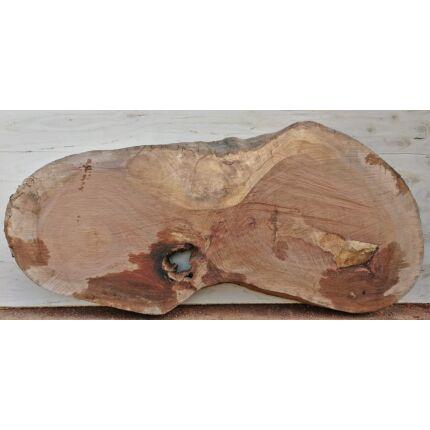 Platánfa rönk fa szelet 1800x800 mm 100 mm vastag csiszolt olajozott  kb. 1,44 m2 15 sz