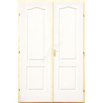 Beltéri ajtó betétmintás M1  140x210 cm tele két szárnyú pallótokkal  DUSA HU+