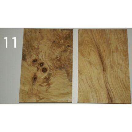 Diófa gyökér falap hobbyfa 20x170x115 mm  11. sz HU++