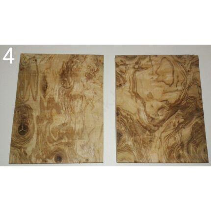 Diófa gyökér falap hobbyfa 20x200x155 mm  4. sz HU++