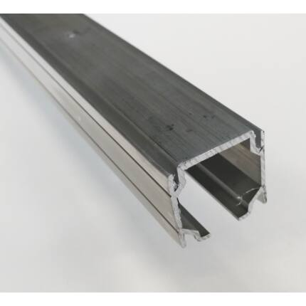 Beltéri ajtó tolóajtó vasalat SF-E40 alumínium sín  2000 mm tolóajtó görgő készlethez