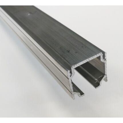 Beltéri ajtó tolóajtó vasalat SF-E40 alumínium sín  3000 mm tolóajtó görgő készlethez