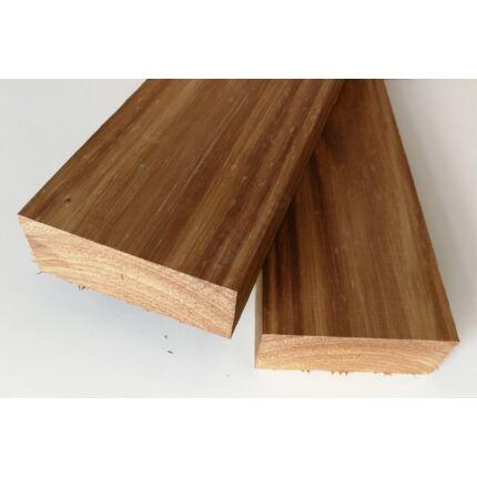Etimoe fa fűrészáru hobbyfa 75 mm OF.  1700 m alatt szélezett szárított