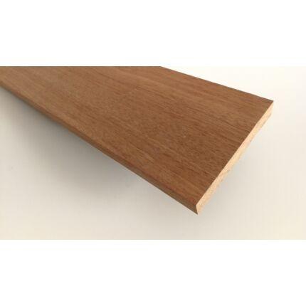Merbau fa fűrészáru hobbyfa 17x130x590 mm