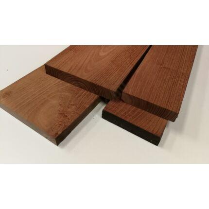 Gőzölt akácfa fűrészáru hobbyfa 25x130-150x500-600 mm HU++