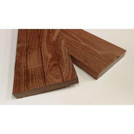 Gőzölt akácfa fűrészáru hobbyfa 20x120x300-400 mm HU++