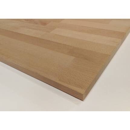 Asztallap táblásított bükkfa gőzölt HT 40 mm 1200x810 mm  0,97 m2  kb. 26 kg