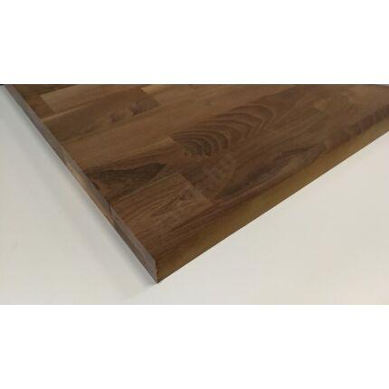 Konyhai munkalap táblásított hőkezelt kőrisfa HT 2R 40 mm A min. 2500x650 mm 1,625 m2 /45 kg/ tábla