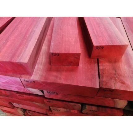 Redheart fa hobbifa( vörösszív ) 52 mm 1000 mm alatt Chakte kok