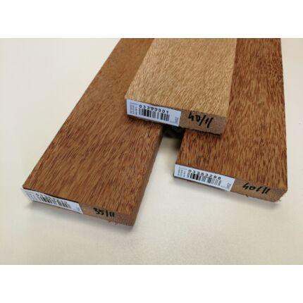 Pálmafa fűrészáru hobby fa 26x110x400 mm  Red Palm Coconut Palm palmera