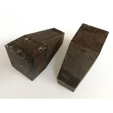 Blackwood afrikai feketefa 40x60x140 mm  Grenadille wood GÚLA