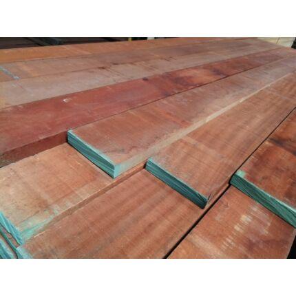 Sapelli mahagóni fűrészáru 27x130x2500 mm OF. szárított szélezett