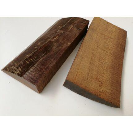 Snakewood kígyófa hobby fa változó méret  Brosimum guianense Kg.