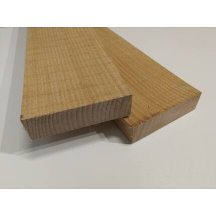 Gőzölt bükkfa fűrészáru palló 32x 90x1200 mm bükkfa stafni HU++