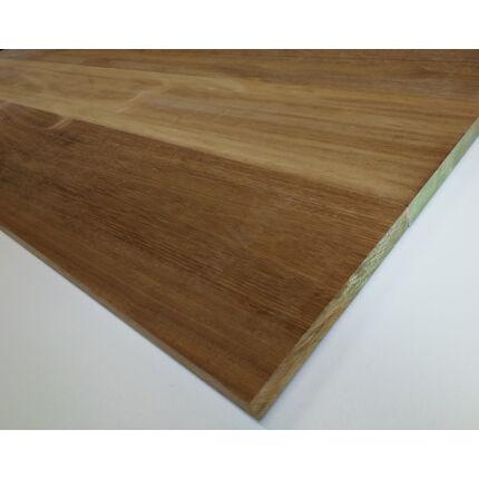 Asztallap táblásított IROKO fa TM 35 mm 1050x535 mm A. min. 0,56 m2 / tábla kb. 15 kg TRO ZA  HU++