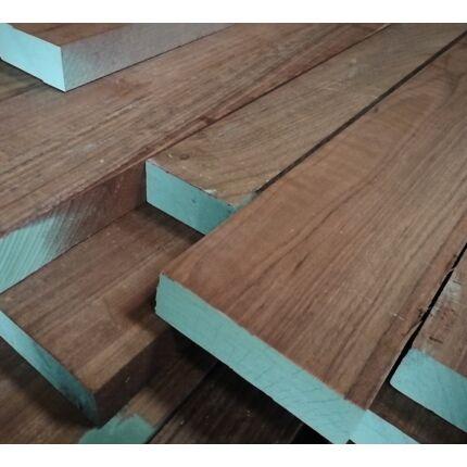 Ovangkol amazaque fűrészáru 50 mm OF. 1000-1700 mm szélezett szárított trópusi fa