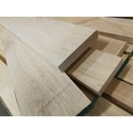 Aniegre fűrészáru hobby fa 23 mm 1000 mm feletti szárított szélezett aniegré aningre